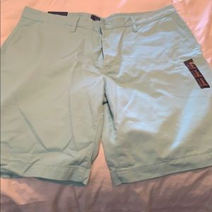 Light blue gap shorts